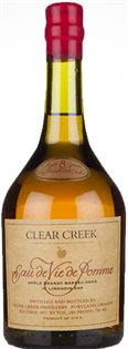 Clear Creek Eau de Vie de Pomme Apple In The Bottle 750ml